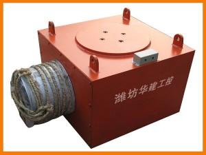 RCDA风冷悬挂式电磁除铁器